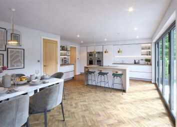 Thumbnail 5 bed detached house for sale in Plot 6, Station Road, Norwood Green, Halifax