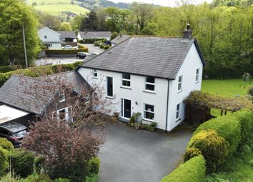 Thumbnail 4 bed detached house for sale in Maes Wyre, Llanrhystud