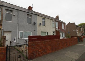 2 bed terraced house for sale in Cowpen Road, Blyth NE24