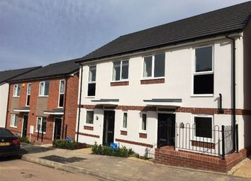 Thumbnail 2 bed semi-detached house to rent in Baker Street, Rugby, Warwickshire