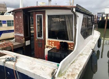 1 bed houseboat for sale in Vicarage Lane, Port Werburgh, Hoo, Rochester ME3
