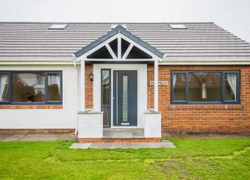 Thumbnail 5 bed detached bungalow for sale in Ridley Lane, Mawdesley, Ormskirk