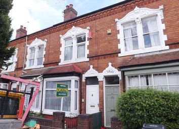 Thumbnail Terraced house for sale in Fashoda Road, Selly Park, Birmingham, West Midlands