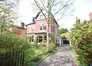 Thumbnail 6 bed detached house for sale in Knowsley Road, Cressington Park, Liverpool