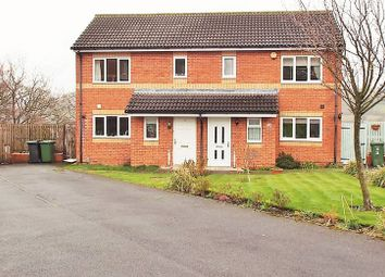 Thumbnail 3 bed semi-detached house for sale in Wagtail Close, Blaydon, Tyne & Wear