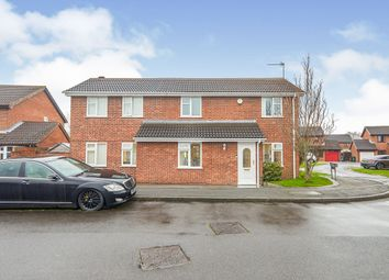Thumbnail 4 bed detached house for sale in Outram Way, Stenson Fields, Derby