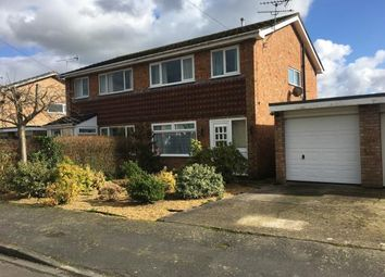 Thumbnail 3 bed semi-detached house for sale in Ringway, Waverton, Chester, Cheshire