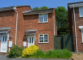 Thumbnail 2 bedroom terraced house for sale in Fishers Close, Little Billing, Northampton