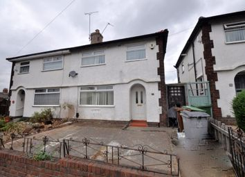 Thumbnail 3 bed semi-detached house to rent in Love Lane, Wallasey
