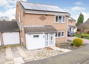 Thumbnail 3 bed detached house for sale in Acacia Grove, Haxby, York, North Yorkshire