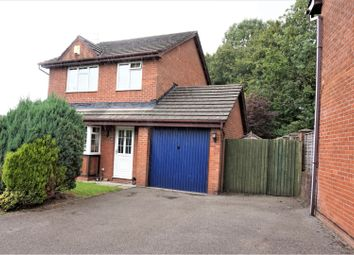 Thumbnail 3 bed detached house for sale in Mallards Reach, Cardiff