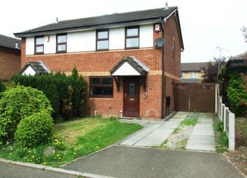 Thumbnail 3 bedroom semi-detached house for sale in Helmsdale Close, Crewe, Cheshire