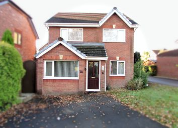 Thumbnail 4 bed detached house for sale in Rowan Tree Close, Neath, Neath Port Talbot.
