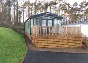 Thumbnail 2 bedroom property for sale in Causey Hill Holiday Park, Hexham, Northumberland