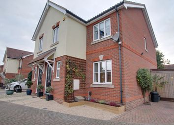 Thumbnail 3 bed semi-detached house for sale in Marcus Close, Colchester