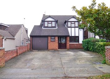 Thumbnail 4 bed detached house to rent in Ivy Road, Benfleet
