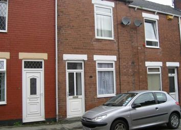 Thumbnail 2 bed terraced house to rent in Hope Street, Chesterfield, Derbyshire