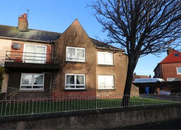 Thumbnail 4 bedroom flat for sale in Kirkland Gardens, Methil, Fife