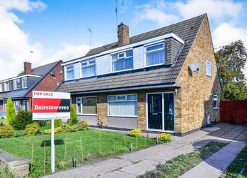Thumbnail 3 bed semi-detached house for sale in Ling Forest Road, Mansfield, Nottingham, Notts