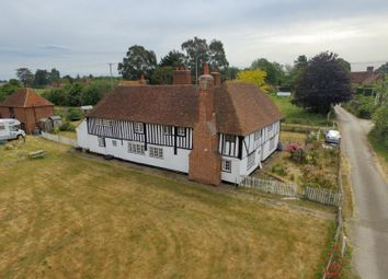 Painters Farm, Painters Forstal, Faversham ME13. 6 bed country house