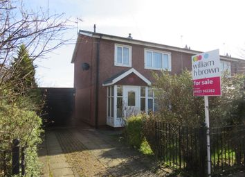Thumbnail 3 bed end terrace house for sale in Deane Place, Harrogate