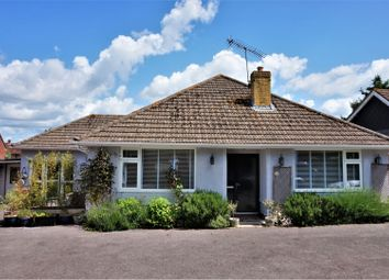 Thumbnail 3 bed detached bungalow for sale in White Pit, Blandford Forum