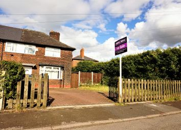 Thumbnail 3 bed end terrace house for sale in Acton Avenue, Manchester