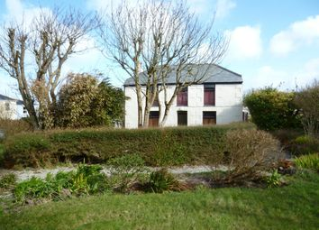 Thumbnail 3 bed detached house for sale in Jubilee Place, Pendeen, Penzance
