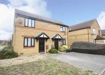 Thumbnail 2 bedroom semi-detached house to rent in Millbank Place, Kents Hill, Milton Keynes