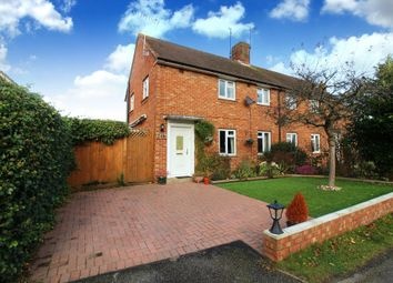 Thumbnail 3 bed semi-detached house for sale in The Hordens, Barns Green, Horsham