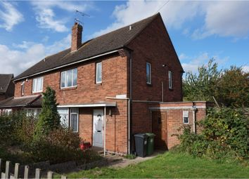 Thumbnail 3 bed semi-detached house for sale in Linkway, Leamington Spa
