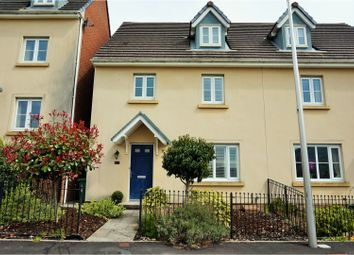 Thumbnail 4 bed semi-detached house for sale in Cae Coed, Aberdare