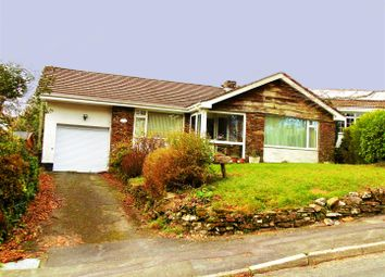 Thumbnail Detached bungalow for sale in St. Marnarchs, Lanreath, Looe