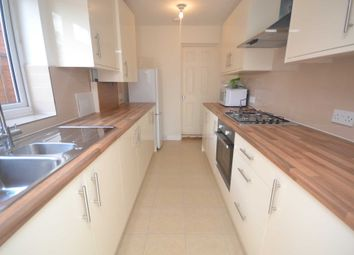 Thumbnail 4 bed terraced house to rent in Auckland Road, Earley, Reading