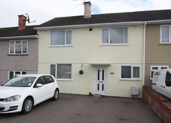 Thumbnail 3 bedroom terraced house to rent in Murford Avenue, Hartcliffe, Bristol