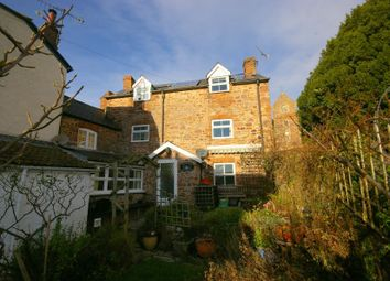 Thumbnail 4 bedroom cottage for sale in Wootton Courtenay, Minehead