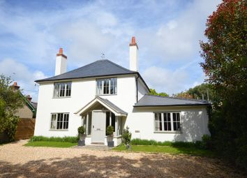 4 bed detached house for sale in Church Lane, Pilley, Lymington SO41