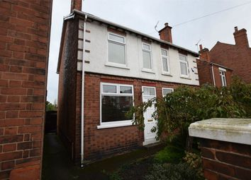 Thumbnail 3 bed semi-detached house for sale in Albert Street, Leabrooks, Alfreton, Derbyshire
