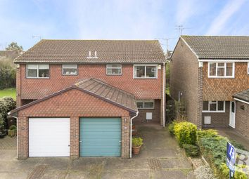 Thumbnail 3 bed semi-detached house for sale in Aintree Close, Gravesend, Kent