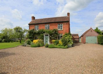 Thumbnail 4 bed farmhouse for sale in Monkwood Green, Hallow, Worcester