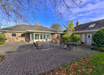 Thumbnail 4 bed detached bungalow for sale in Balsham, Cambridge