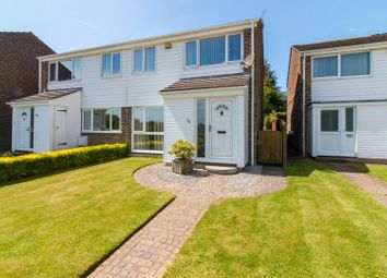 Thumbnail 3 bed semi-detached house for sale in Enbrook Valley, Folkestone