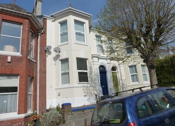 Thumbnail 6 bedroom terraced house for sale in Kingsley Road, Mutley, Plymouth