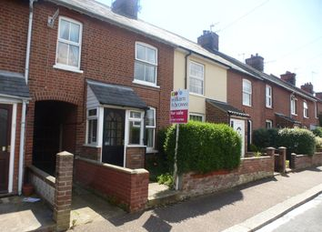 Thumbnail 3 bedroom terraced house for sale in Connaught Road, Cromer
