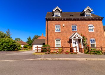 Thumbnail 5 bed detached house for sale in Oak Tree Drive, Witham St Hughs, Lincoln