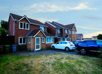 Thumbnail 3 bed detached house for sale in Grappenhall Way, Prenton, Merseyside