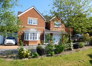 Thumbnail 4 bed detached house for sale in Cae Pen Y Waun, Hengoed