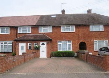 Thumbnail 3 bed terraced house for sale in Barton Way, Borehamwood