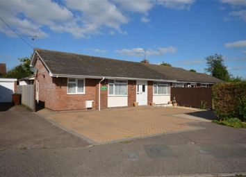 Thumbnail 4 bed detached bungalow for sale in Home Close, Weston Turville, Aylesbury