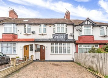 Thumbnail 3 bed end terrace house for sale in Canada Avenue, London
